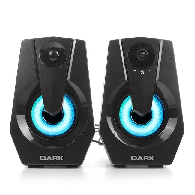 Dark - Dark DK-AC-SP110 1+1 Multimedia USB Hoparlör
