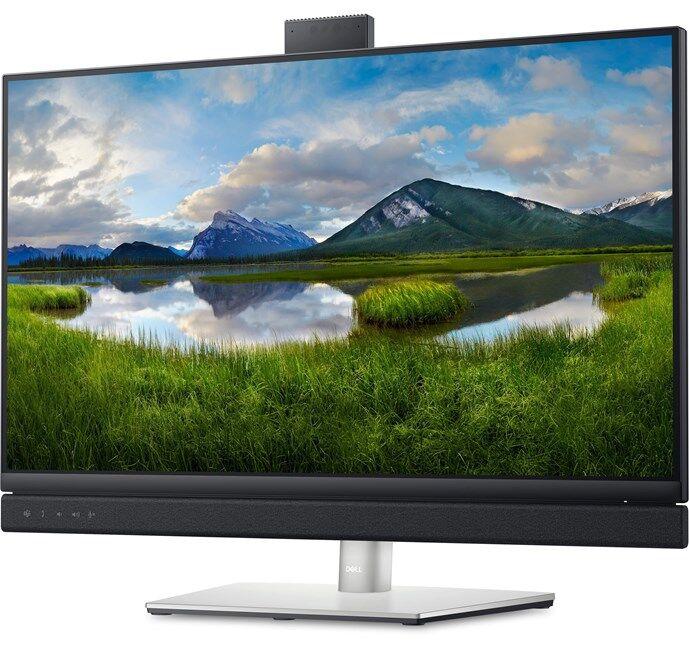 Dell - Dell 23.8' C2422HE 5ms FHD Pivot Type-C Video Konf