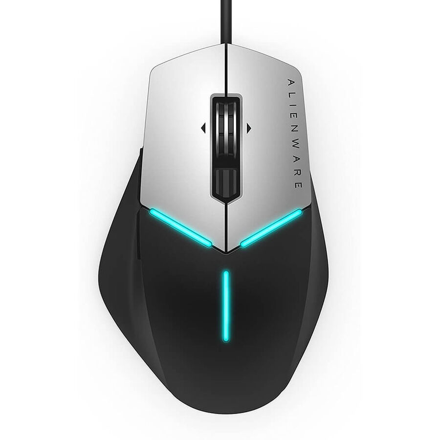DELL - DELL Alienware AW558 Advanced Optik Gaming Mouse 570-AARH