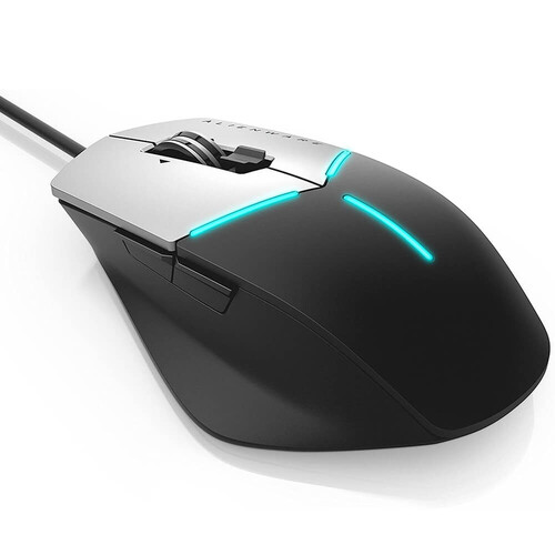 DELL Alienware AW558 Advanced Optik Gaming Mouse 570-AARH - Thumbnail