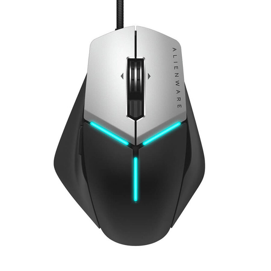 DELL - DELL Alienware AW959 Elite Gaming Mouse 570-AATD