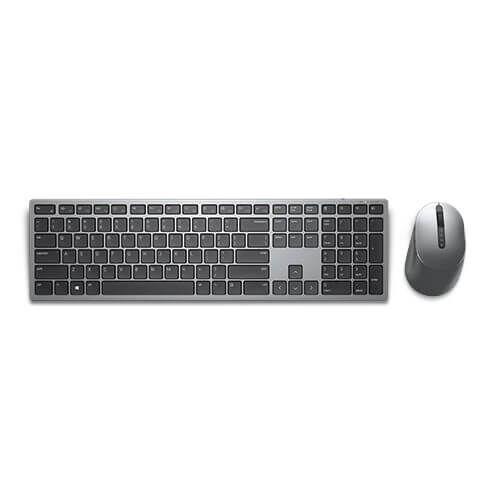 DELL - Dell Premier Multi-Device KM7321W Q TR Kablosuz Klavye Mouse Set 580-AJQR