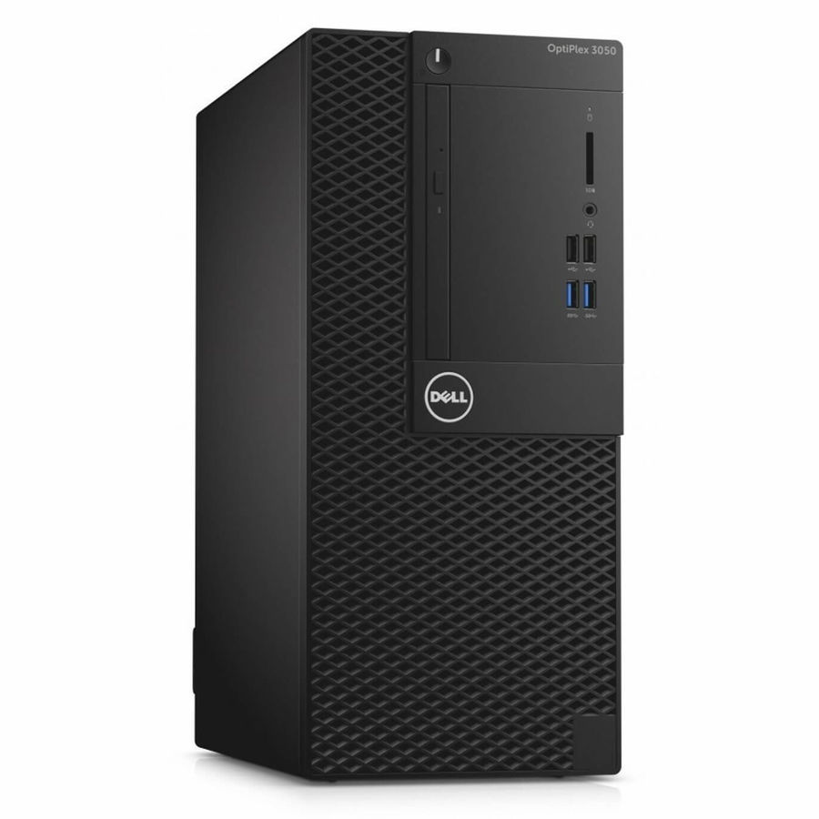 DELL - Dell Optiplex 3050MT i3-6100 4GB 500GB Win10 Pro Mini Tower