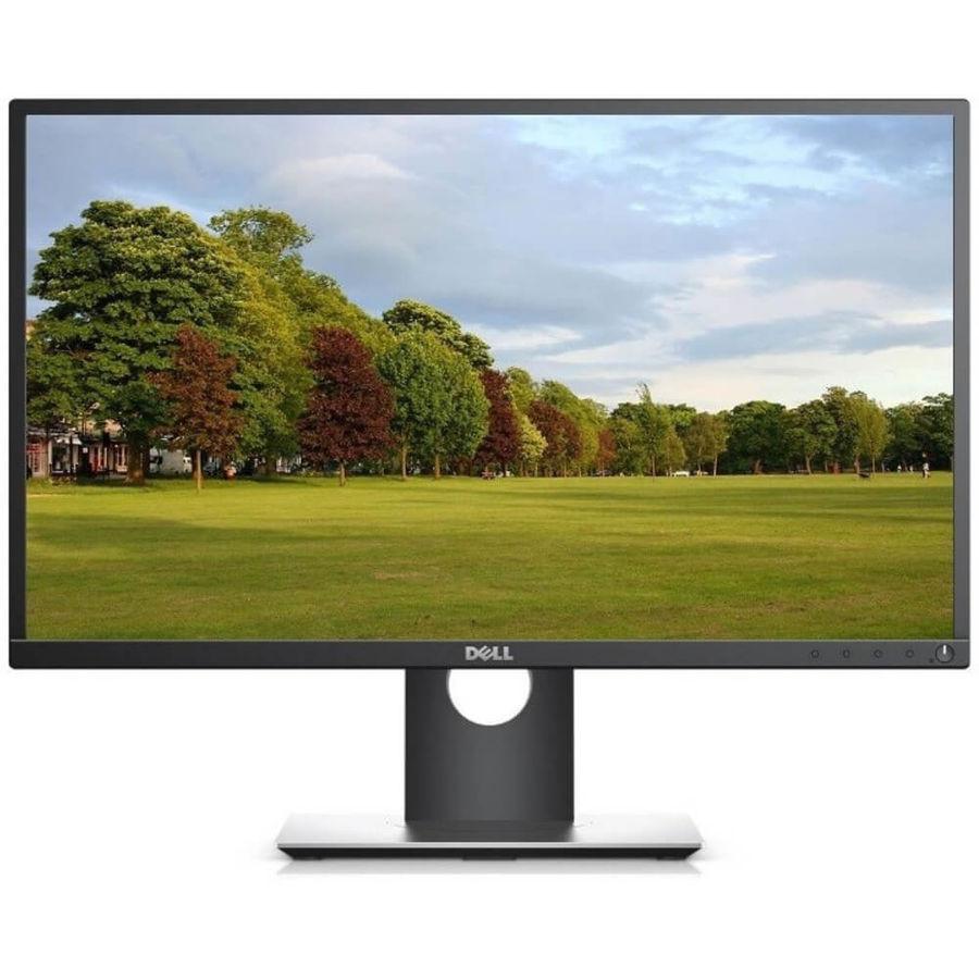 DELL - Dell P2417H 24 inch 8ms DP HDMI Led Monitor