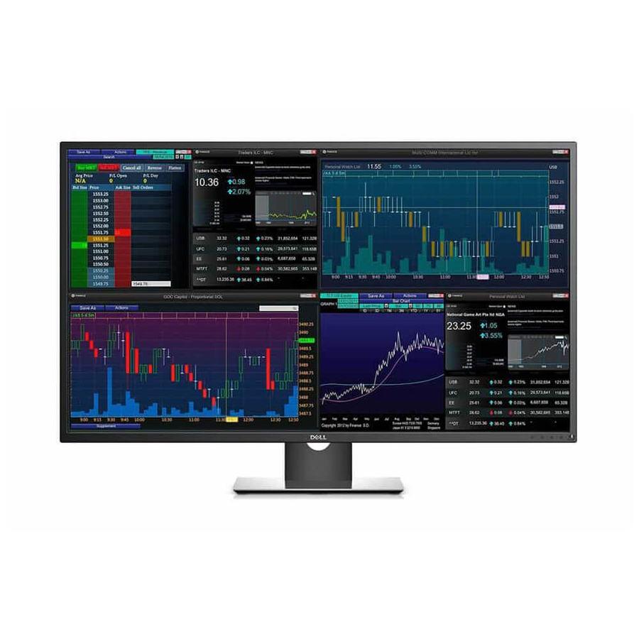 DELL - Dell P4317Q 43 inch Ultra HD Monitor