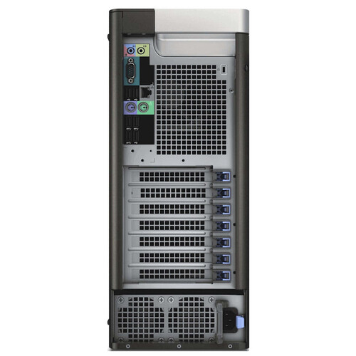 DELL Precision T5810 E5-1620 v3 8GB RAM 2x4TB HDD Windows 7.1/8 - Thumbnail