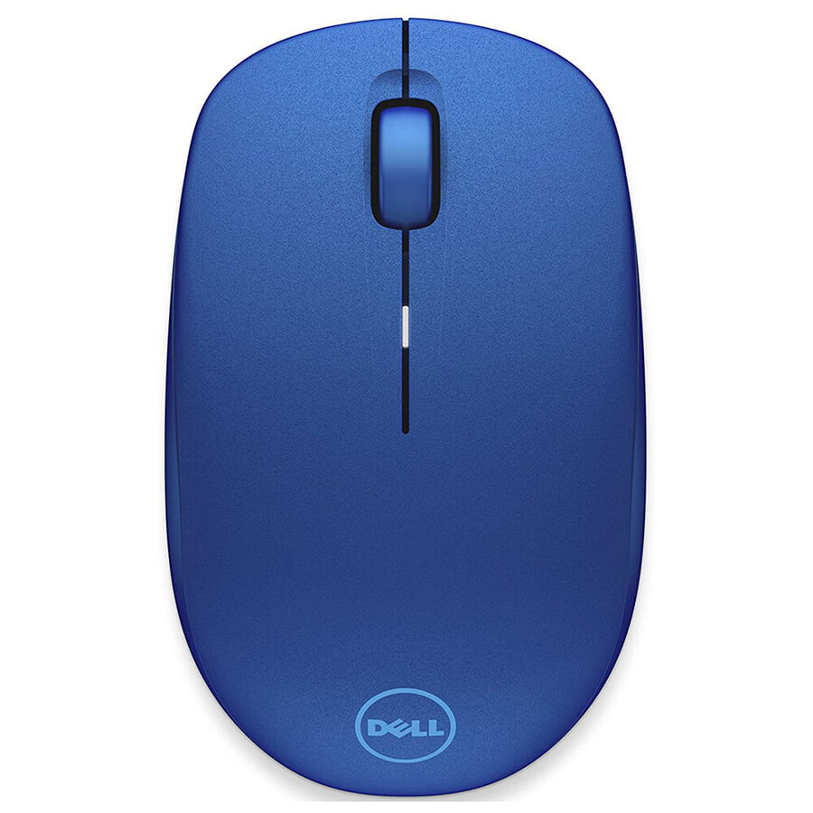 DELL - DELL WM126 570-AAQF Wireless Mouse Mavi