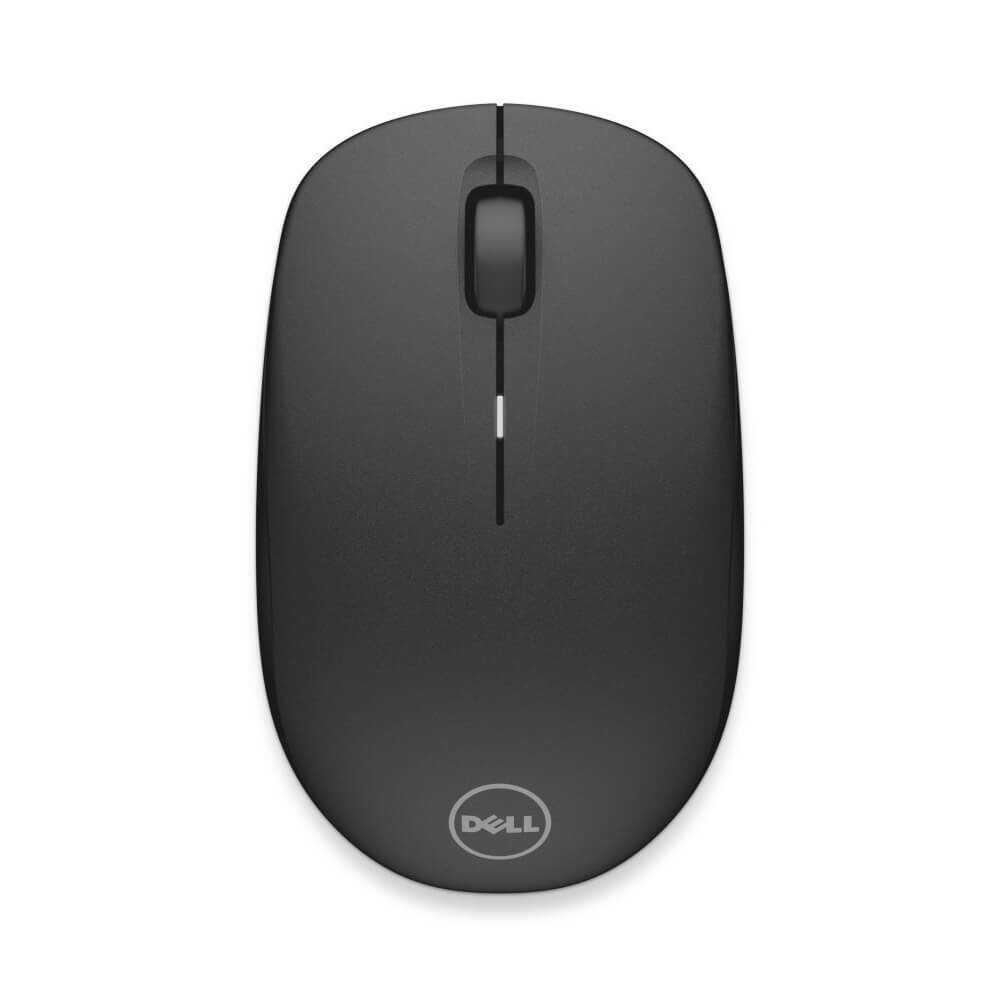 DELL WM126 570-AAMH Siyah Kablosuz Optik Mouse