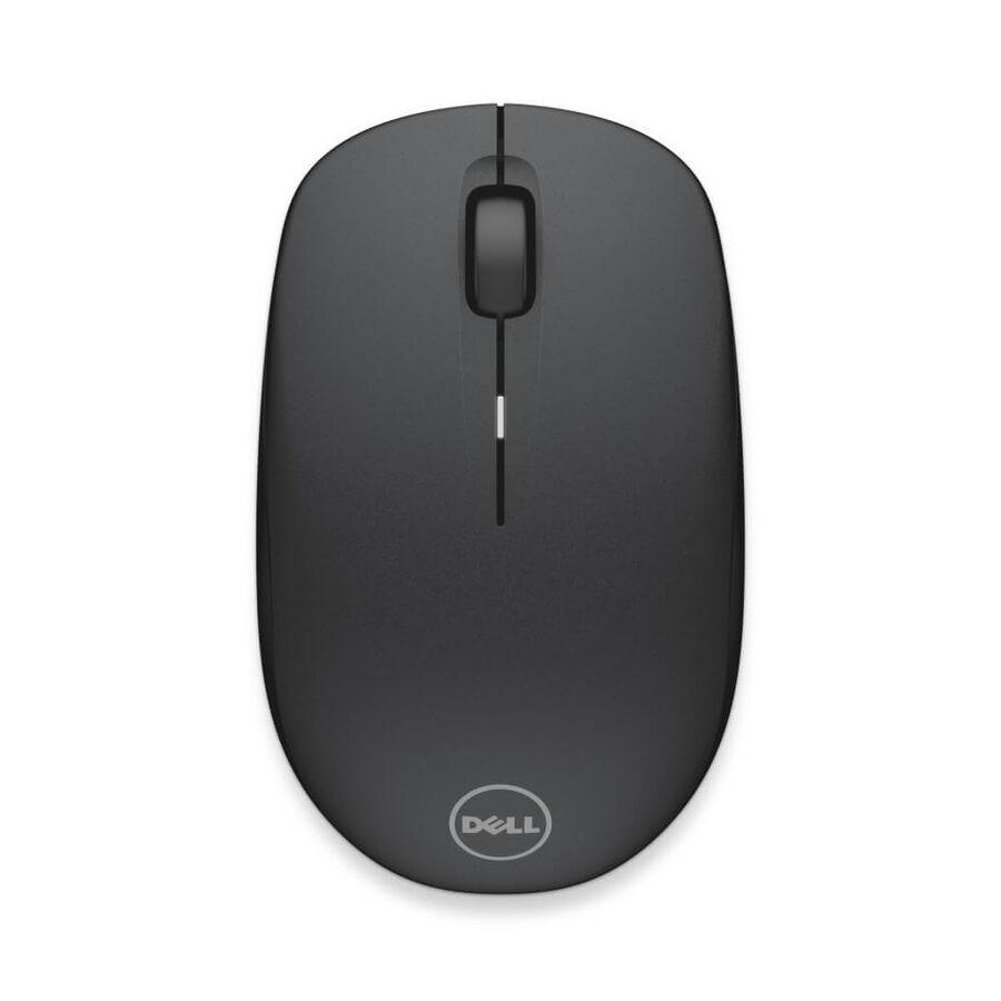 DELL - DELL WM126 570-AAMH Siyah Kablosuz Optik Mouse
