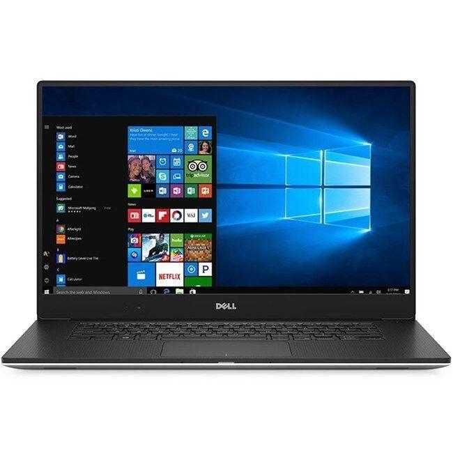 Dell - Dell XPS15 9500 i7 10750-15.6'-16GB-512SSD-4G-WPro
