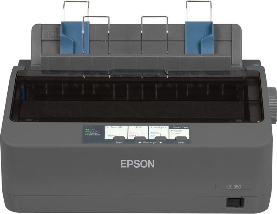 Epson - Epson LX-350 9p 80k 416 cps Paralel, USB