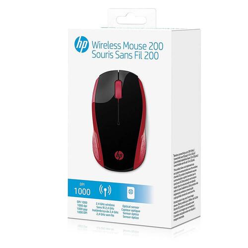 HP 2HU82AA Wireless Kablosuz Empress Kırmızı Mouse - Thumbnail