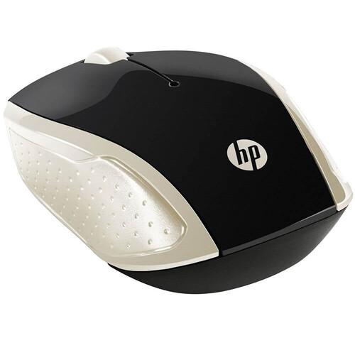 HP 200 Wireless Kablosuz Altın Sarısı Mouse (2HU83AA) - Thumbnail