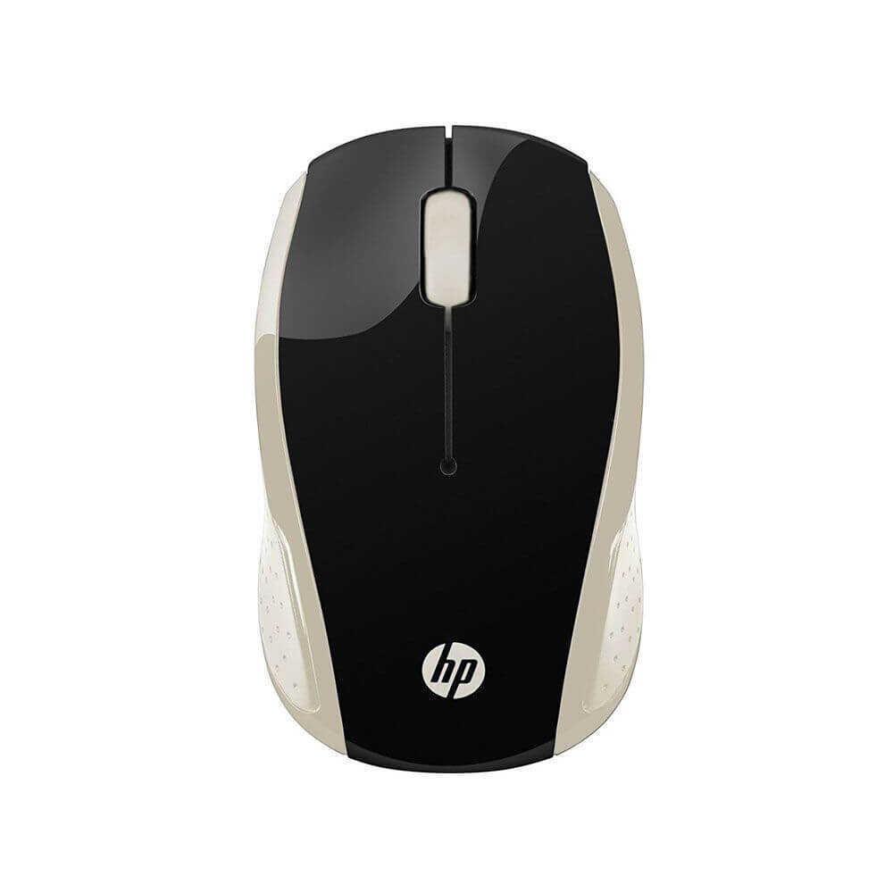 HP 200 Wireless Kablosuz Altın Sarısı Mouse (2HU83AA)