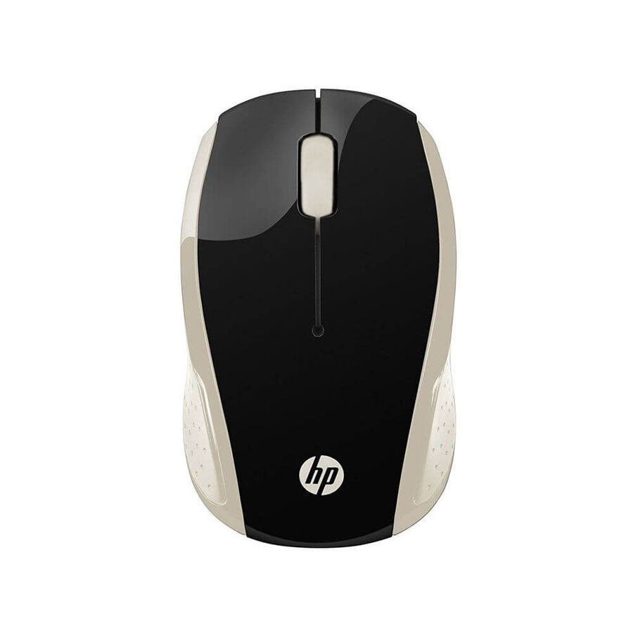 HP - HP 200 Wireless Kablosuz Altın Sarısı Mouse (2HU83AA)