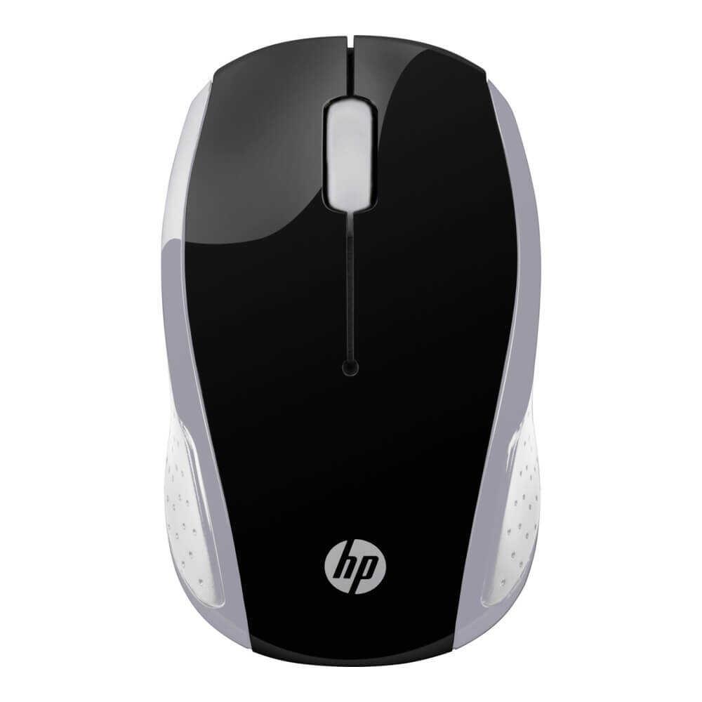 HP 2HU84AA Wireless Kablosuz Siyah Gümüş Mouse