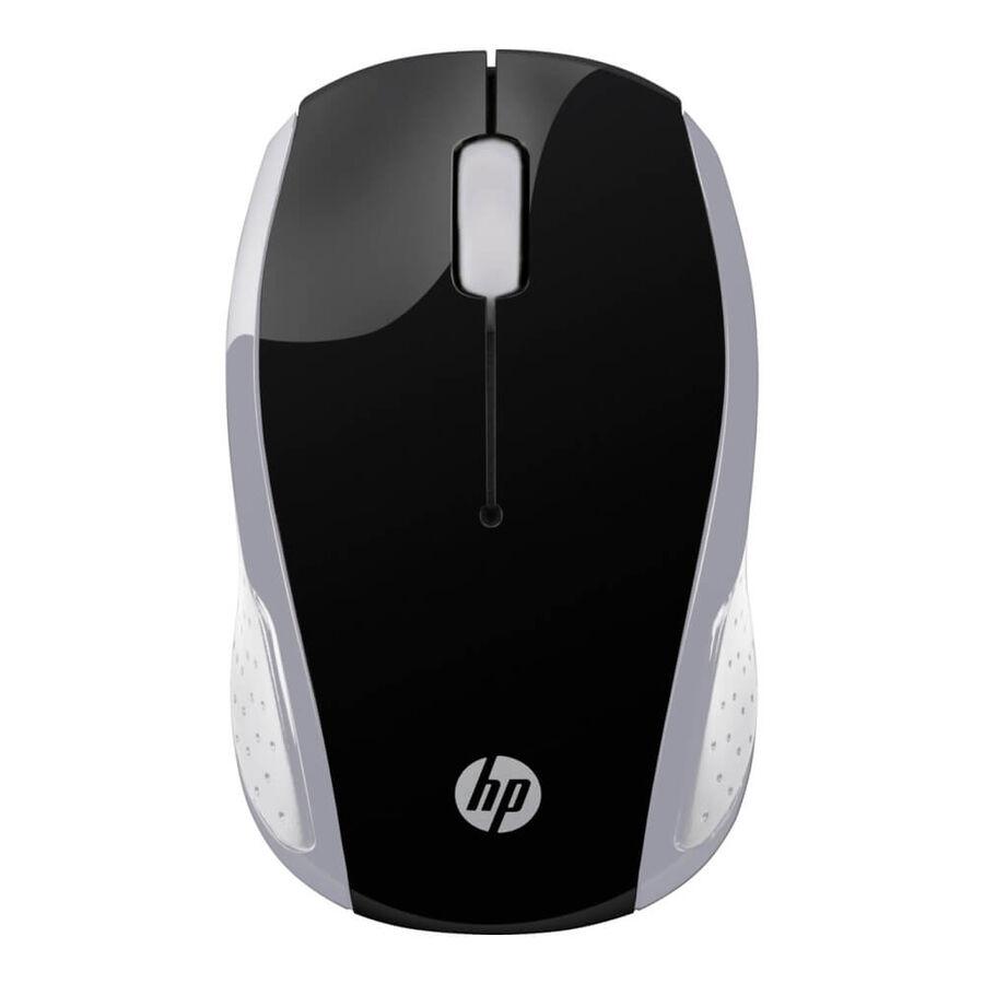 HP - HP 2HU84AA Wireless Kablosuz Siyah Gümüş Mouse