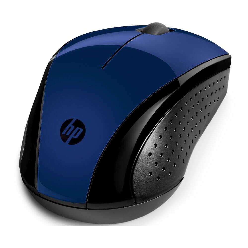 HP 220 Wireless Kablosuz Mavi Mouse 7KX11AA