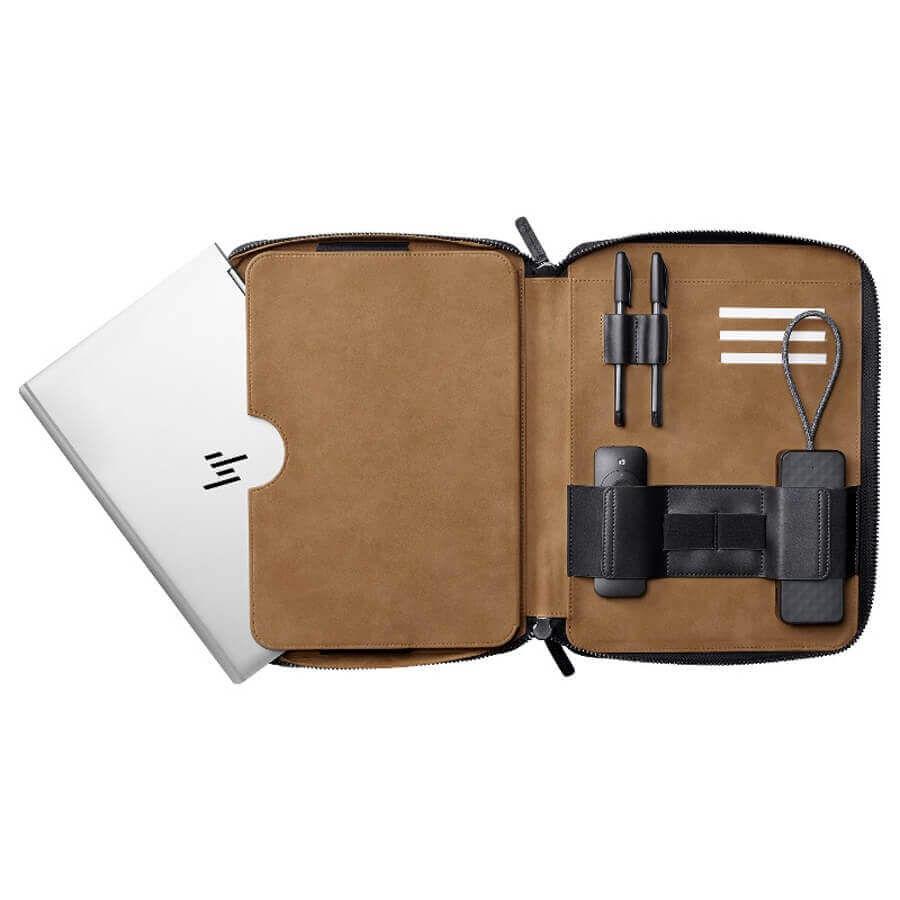 HP - HP Elite 4SZ25AA Fermuarlı Notebook Çantası & Kılıfı (14 inch)