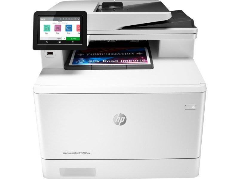HP - HP LaserJet Pro M479dw Yaz-Tar-Fot-(W1A77A)