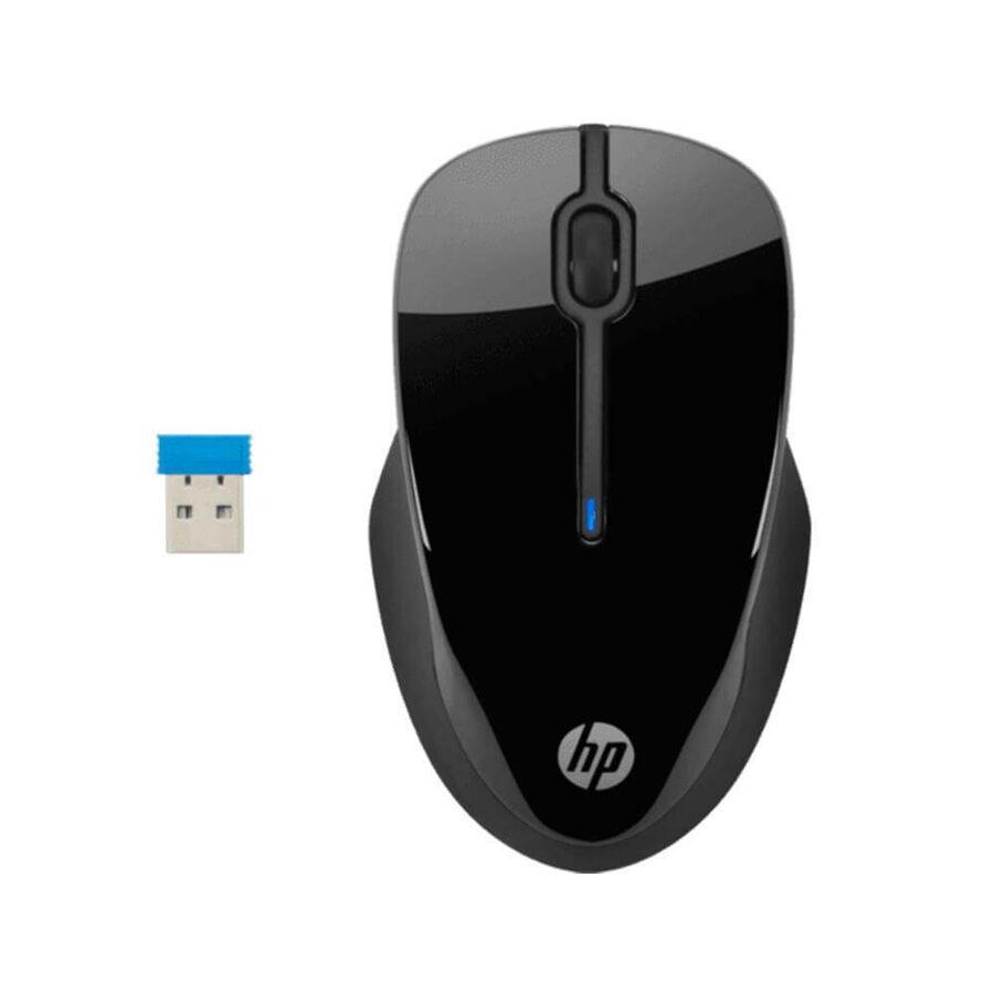 HP - HP 250 Wireless Kablosuz Siyah Mouse (3FV67AA)