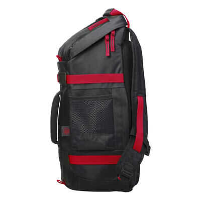 "HP Odyssey Notebook Sırt Çantası Kırmızı - Siyah 15.6"" X0R83AA"