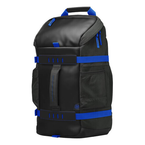 "HP Odyssey Notebook Sırt Çantası Mavi - Siyah 15.6"" Y5Y50AA - Thumbnail"