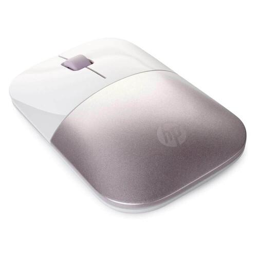 HP Z3700 Wireless Kablosuz Beyaz/Pembe Mouse 4VY82AA - Thumbnail