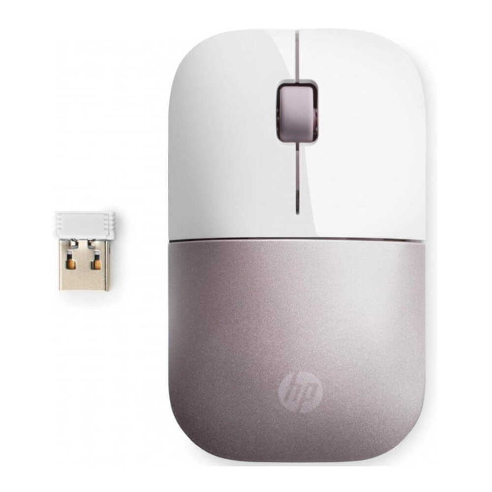 HP Z3700 Wireless Kablosuz Beyaz/Pembe Mouse 4VY82AA
