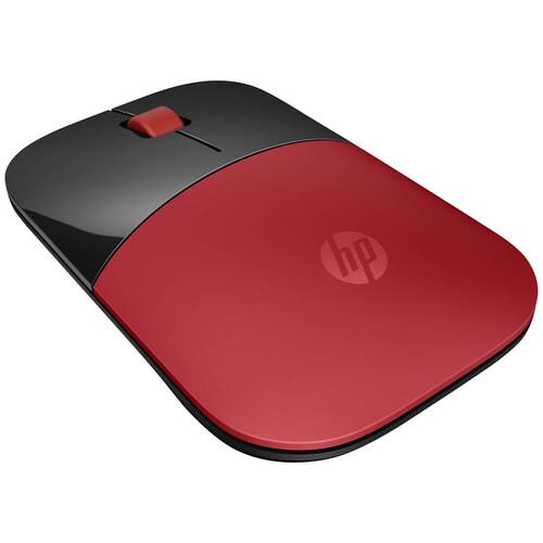 HP Z3700 Wireless Kablosuz Kırmızı Mouse V0L82AA - Thumbnail