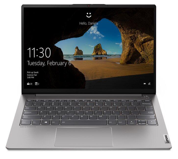 Lenovo - Lenovo ThinkBook 13 G3 Ryzen 5-13.3-8G-256SSD-Dos