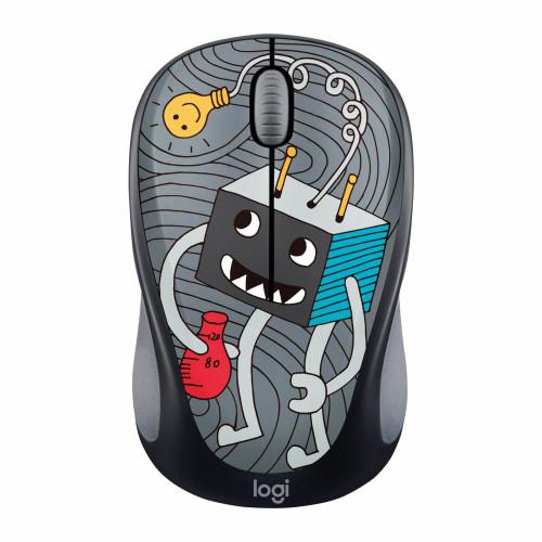 Logitech M238 Doodle Collection 910-005049 USB Kablosuz Mouse - Thumbnail
