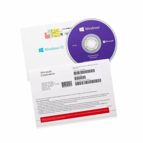 MICROSOFT - Microsoft Windows 10 Pro 64 Bit Türkçe OEM FQC-08977