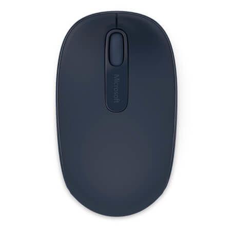 MICROSOFT - Microsoft 1850 U7Z-00013 Mac/Win Yün Mavisi Wireless Mobile USB Mouse