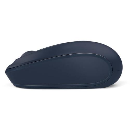 Microsoft 1850 U7Z-00013 Mac/Win Yün Mavisi Wireless Mobile USB Mouse - Thumbnail