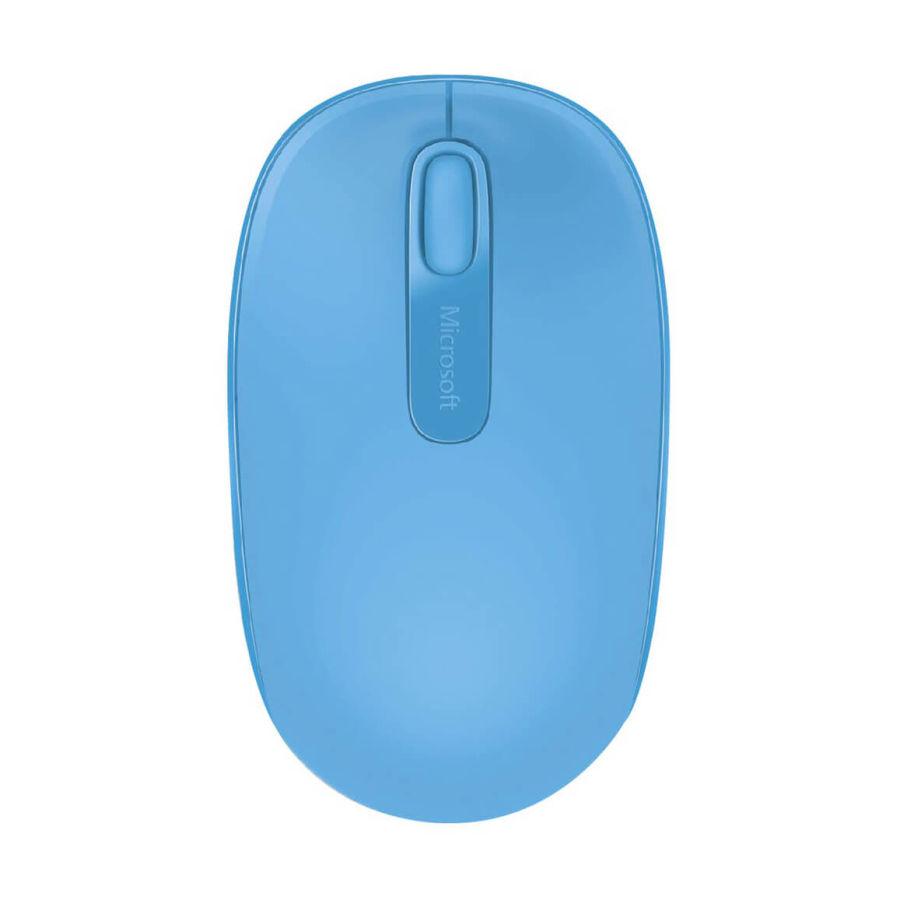 MICROSOFT - Microsoft Wireless Mobile 1850 U7Z-00057 Mac/Win Mavi USB Mouse