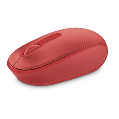 Microsoft 1850 U7Z-00033 Mac/Win Kırmızı Wireless Mobile USB Mouse - Thumbnail