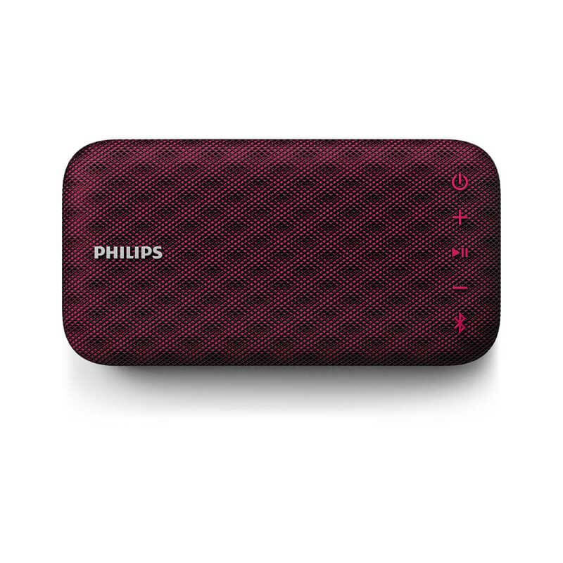PHILIPS - Philips EverPlay BT3900P Kablosuz Portatif Su Geçirmez Pembe Hoparlör