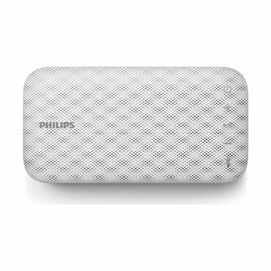 PHILIPS - Philips EverPlay BT3900W Kablosuz Portatif Su Geçirmez Beyaz Hoparlör