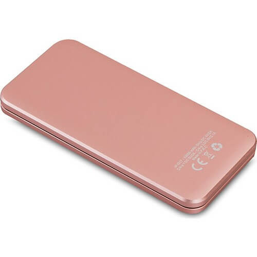 S-Link IP-G17 10000 mAh Powerbank Taşınabilir Şarj Cihazı Rose Gold IP-G17-RG - Thumbnail