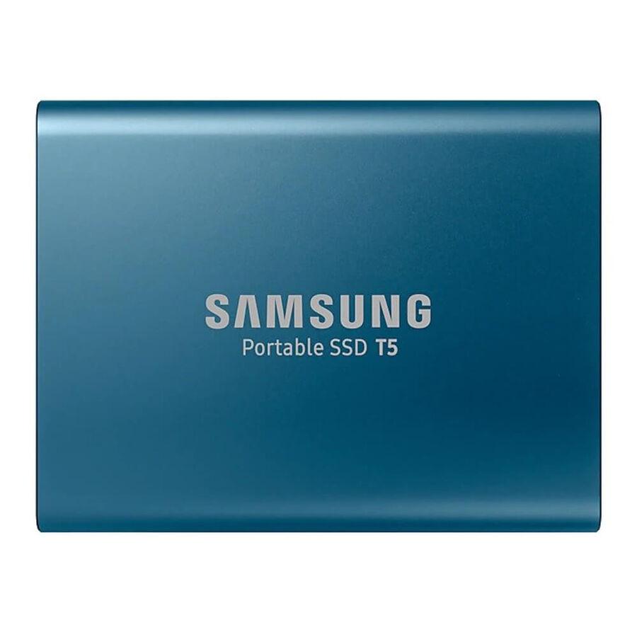 SAMSUNG - Samsung 250GB T5 USB3.1 540MB/s MU-PA250BWW Taşınabilir SSD Disk