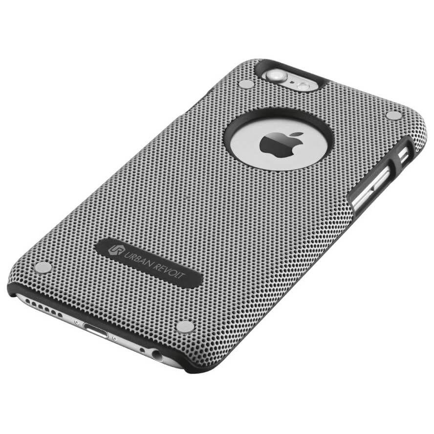 TRUST - Trust 20329 Gümüş iPhone 6/6S Kavrama ve Koruma Kılıfı
