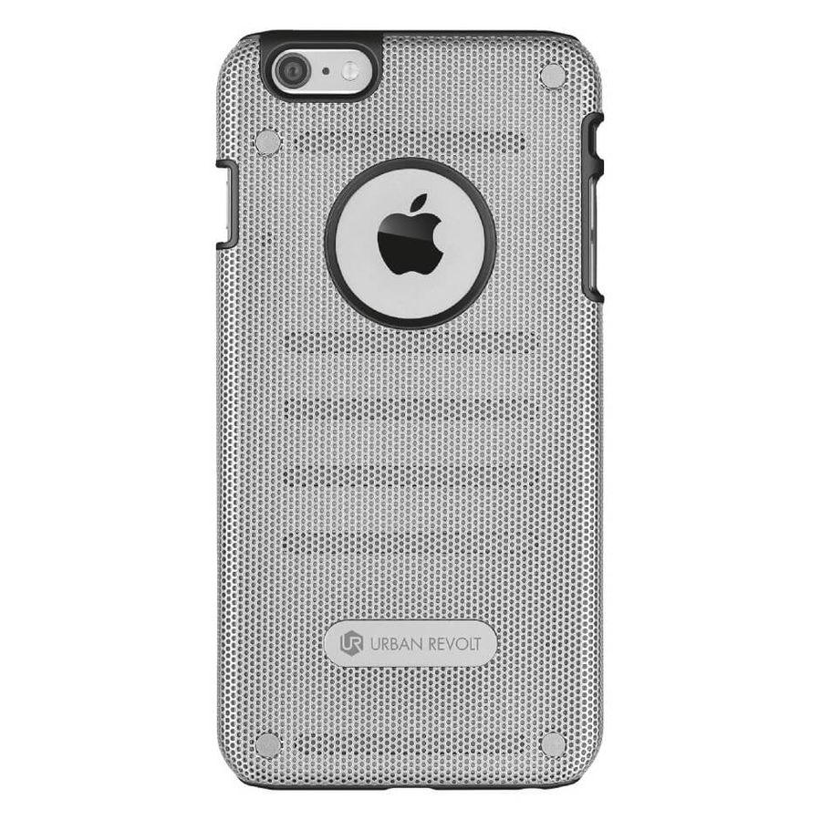 TRUST - Trust 20343 Endura Gümüş iPhone 6/6S Plus Kavrama ve Koruma Kılıfı