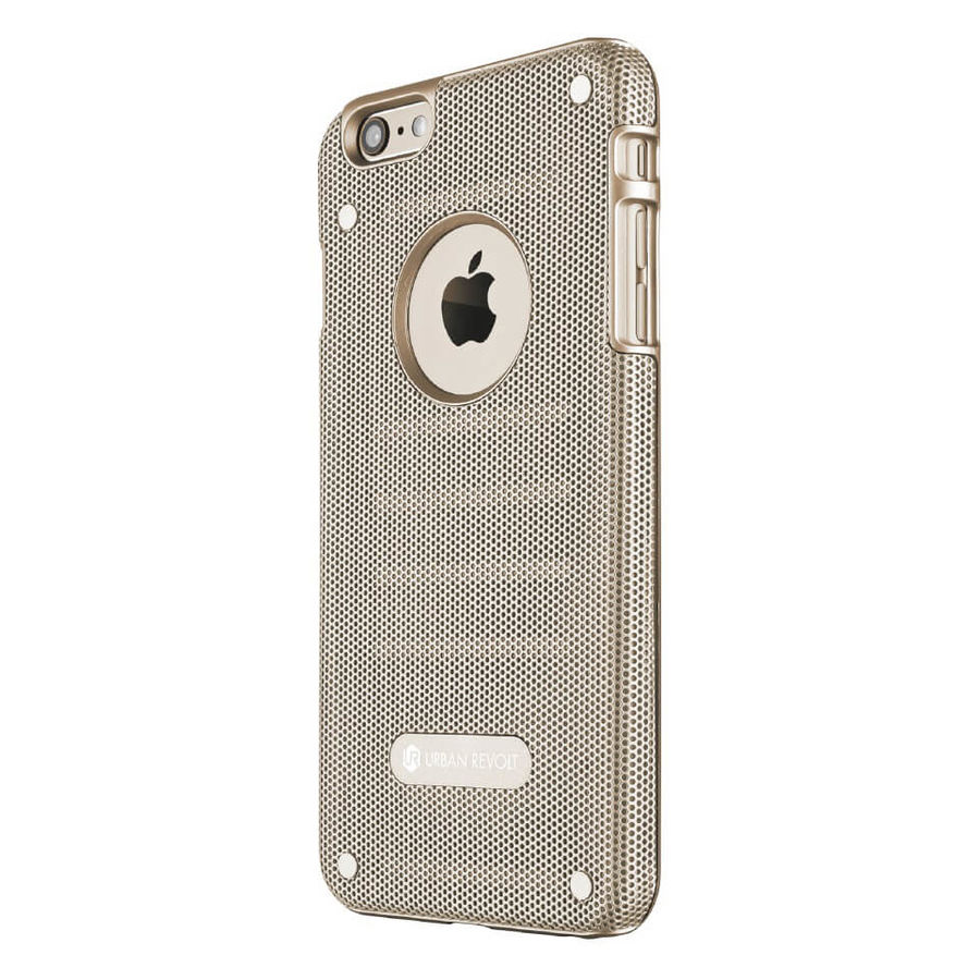 TRUST - Trust 20344 Endura Gümüş iPhone 6/6S Plus Kavrama ve Koruma Kılıfı