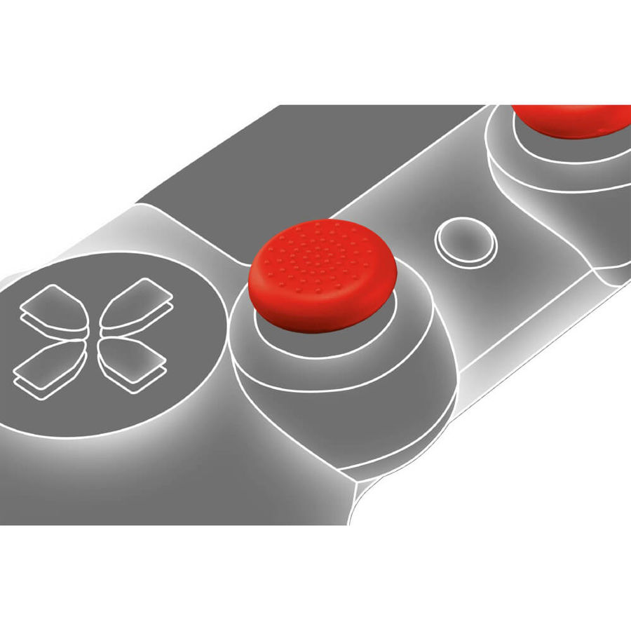 TRUST - Trust 20814 PlayStation Kumanda için Parmak Tutucular (8 Parça)