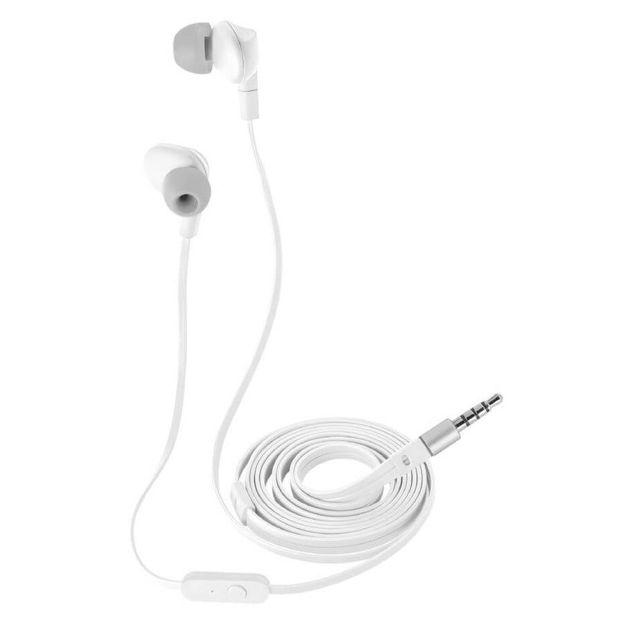 TRUST - Trust 20835 Aurus Beyaz Su Geçirmez Mikrofonlu Kulakiçi Kulaklık