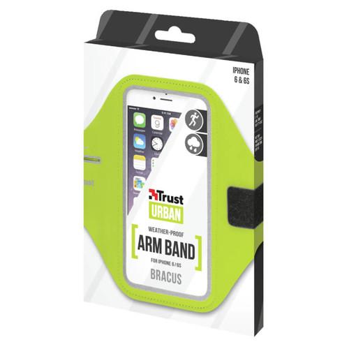 Trust 20886 iPhone 6/6S İçin Yeşil Pazu Bandı - Thumbnail