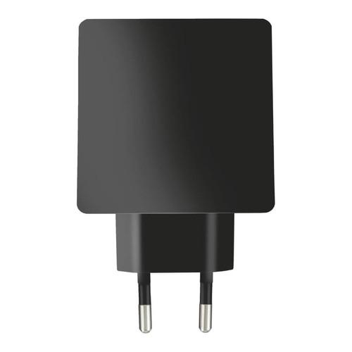 Trust 22029 USB-C ve USB-A Portuna 24W 4 Port Duvar Tipi Şarj Cihazı - Thumbnail
