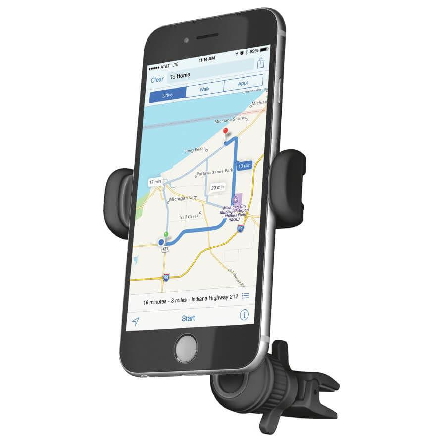 TRUST - Trust 22366 Akıllı Telefonlar İçin Araba Klima Izgarasına Takılan Telefon Tutucusu