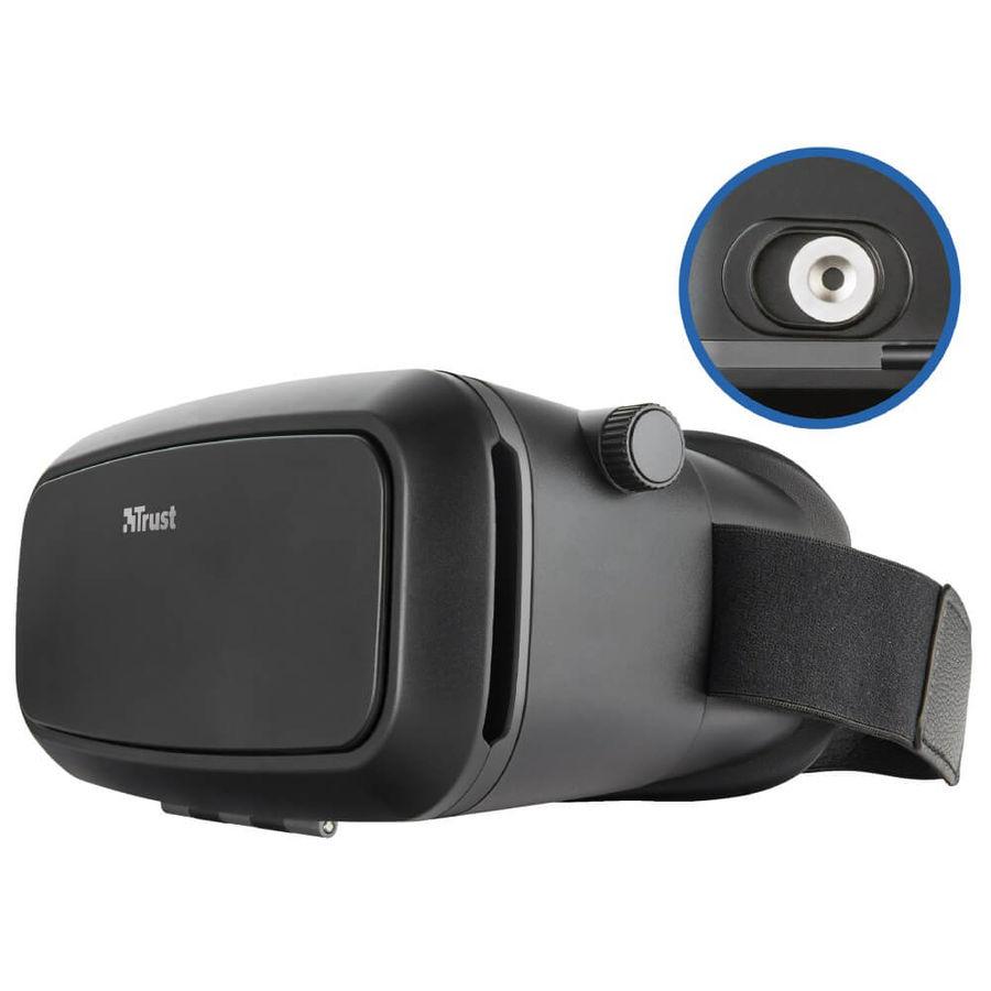 TRUST - Trust 21534 Exos Plus Akıllı Telefon İçin 3D Sanal Gerçeklik (VR) Gözlüğü